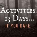 13-activities-in-13-days