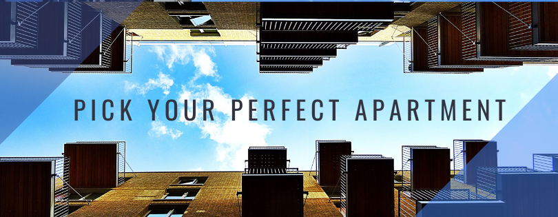 Pick Your Perfect Apartment