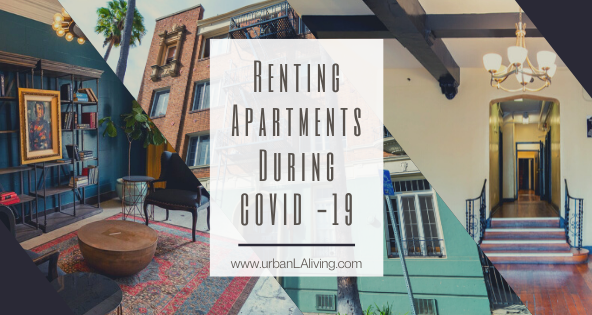 Renting Apartments During COVID-19