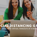 Social Distancing Game