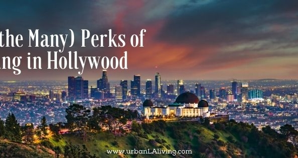 Perks of Living in Hollywood