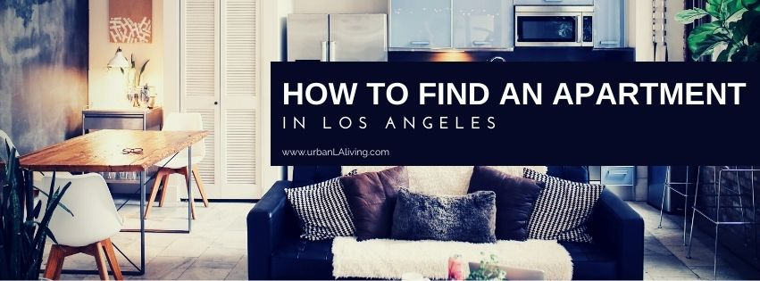 Find an Apartment in Los Angeles